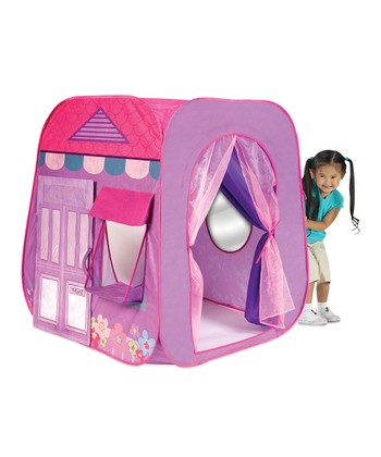 Beauty Boutique Play Tent