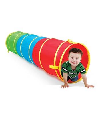 Colorful Play Tunnel