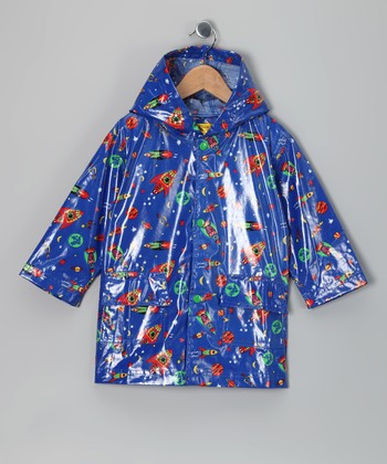 Blue Rocket Raincoat - Infant, Toddler & Kids