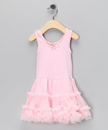 Pink Parfait Twirly Dress - Infant, Toddler & Girls