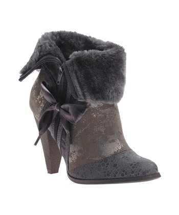 Smokey Gray Most Wanted Boot