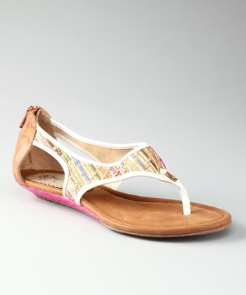 Natural Sincerely Jules Sandal