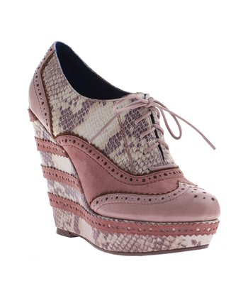 Natural Wild Safari Wedge