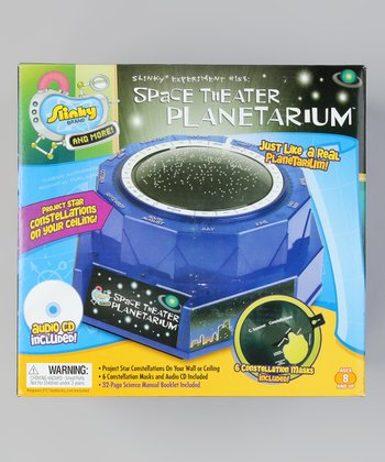 Poof-Slinky Space Theater Planetarium Kit