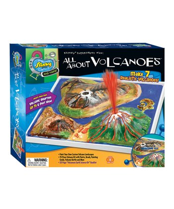 All About Volcanoes Slinky Science Kit