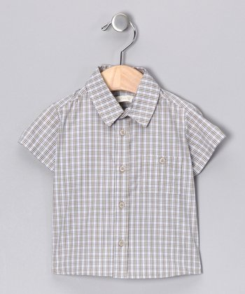 Troy Felix Button-Up - Infant
