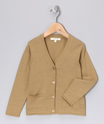 Harvest Hedwig Pima Cardigan - Toddler & Kids