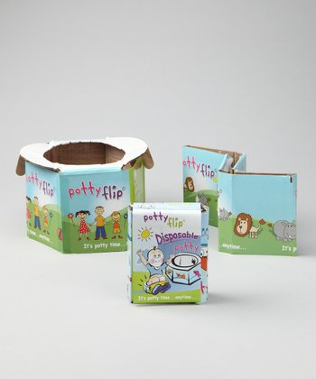 Pottyflip - Set of 48