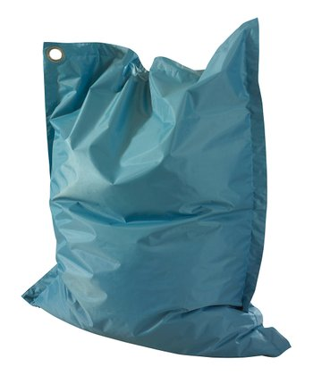 Bayou Blue Anywhere Lounger Beanbag