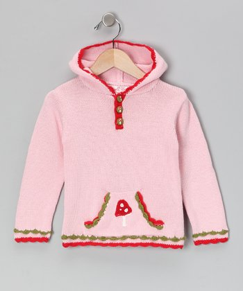 Pink Enchanted Forest Hoodie - Infant, Toddler & Girls