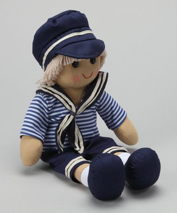 Sailor Boy Doll