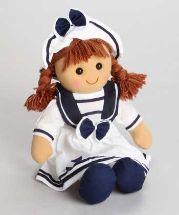 Sailor Girl Doll