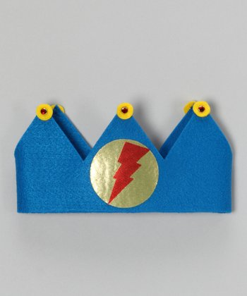 Blue Bolt Crown