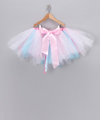 Pink Cotton Candy Tutu - Toddler & Girls