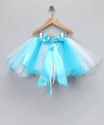 Aqua Ice Princess Tutu