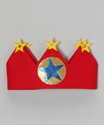 Red Star Crown