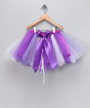 Purple Sugarplum Tutu - Toddler & Girls