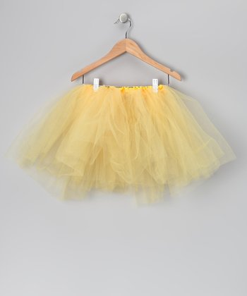 Simply Yellow Tutu