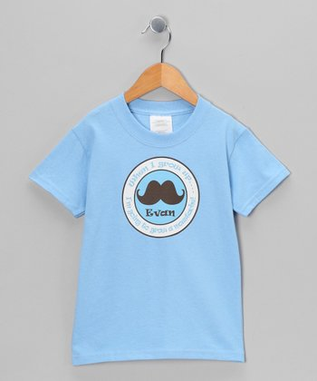'Grow Up' Personalized Tee - Infant, Toddler & Boys