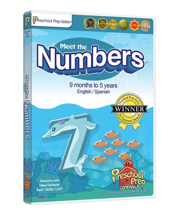 Meet the Numbers DVD