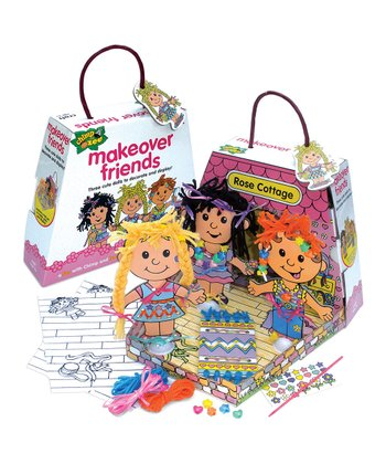 Makeover Friends Craft Set
