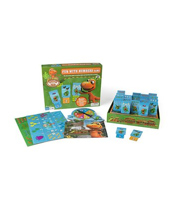 Dinosaur Train: Fun with Numbers Game