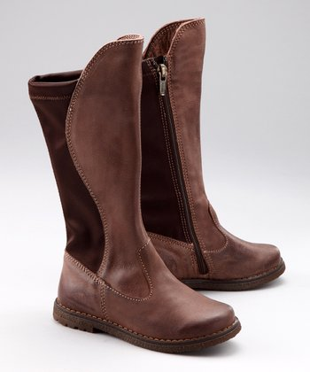 Light Brown Mariapia Boot