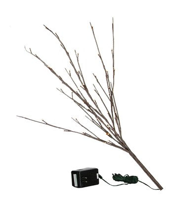 Brown Willow Twig Light