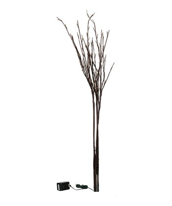 Brown 39'' Willow Twig Light