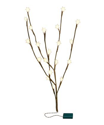 Snowflake Willow Twig
