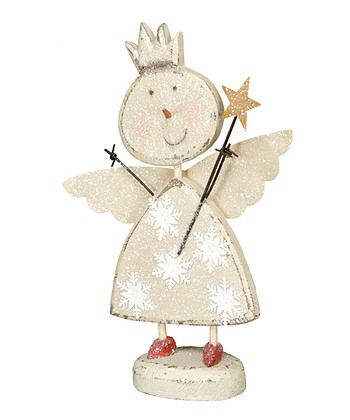 Angel & Wand Figurine