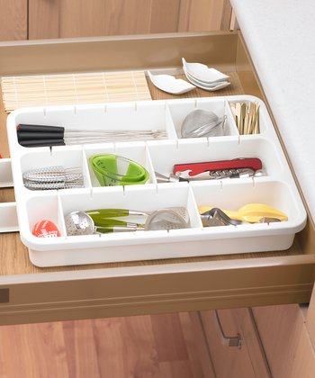 Adjustable Cutlery Organizer
