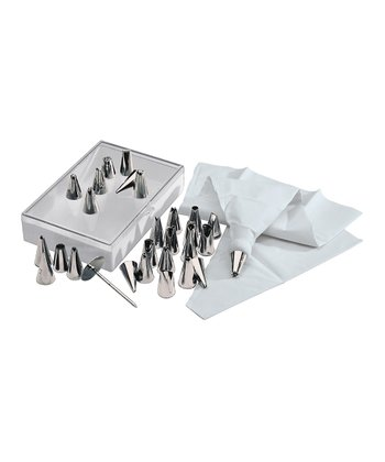 Stainless Steel Decorating Set