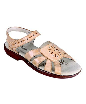 Tan Rebel & Bronze Tobago Sandal