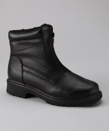 Black Amalthea Boot