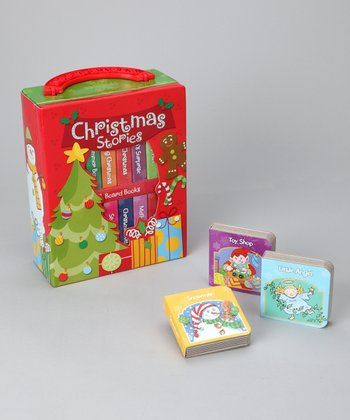 My First Library: Christmas Stories Board Book Set