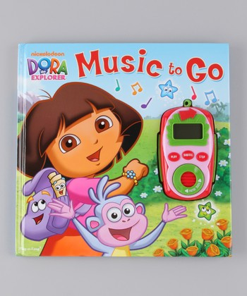 Music to Go Board Book