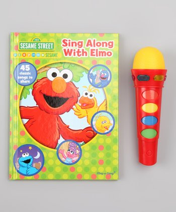 Sing-Along With Elmo Hardcover