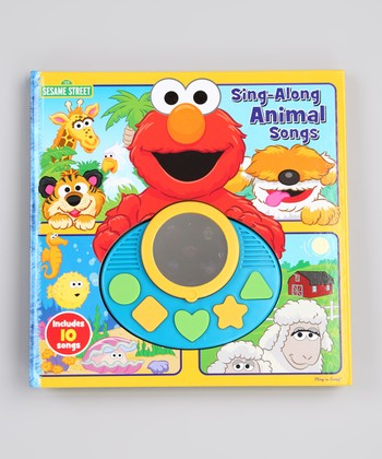 Sing-Along Animal Songs Board Book