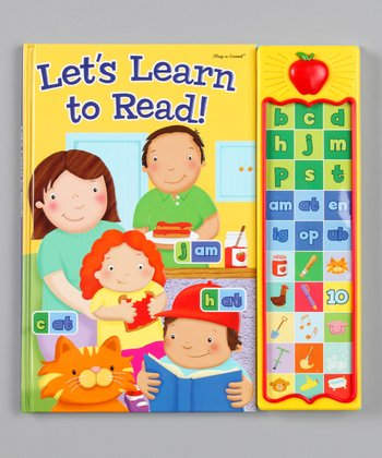 Applelets Learn to Read Play-a-Sound Hardcover