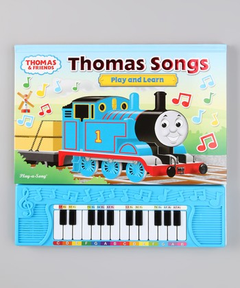 Thomas Songs Play and Learn Sound Hardcover
