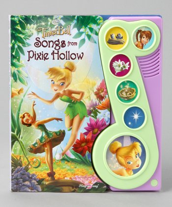 Tinker Bell: Songs from Pixie Hollow Board Book