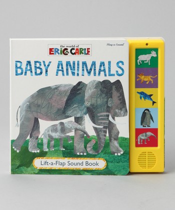 Baby Animals Play-a-Sound Board Book