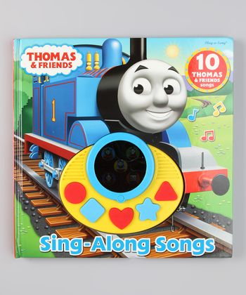 Thomas Sing-Along Songs Sound Board Book