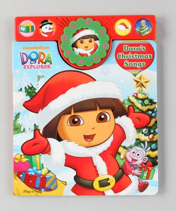 Dora's Christmas Songs Board Book