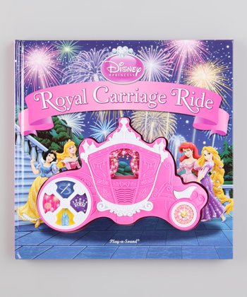 Royal Carriage Ride Custom Play-a-Sound Hardcover