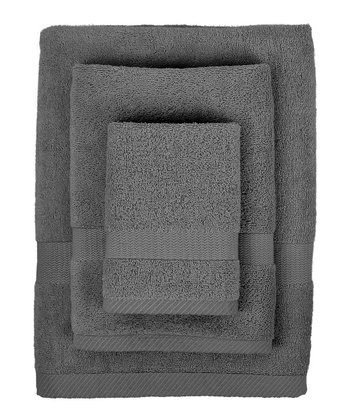 Slate Towel Set