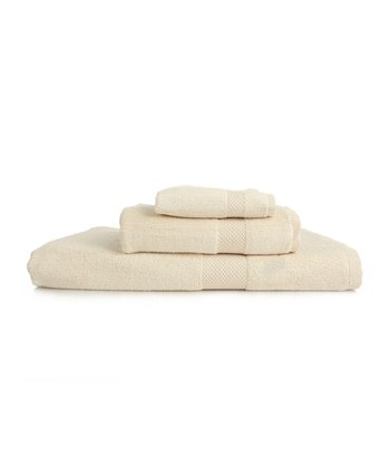 Ivory Resort Towel Set