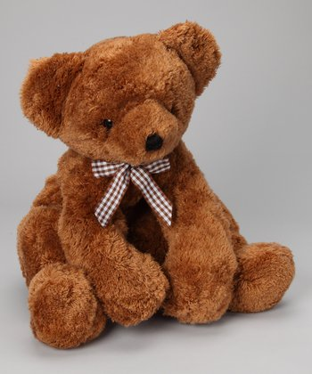 Mama the Carmel Bear Plush Toy