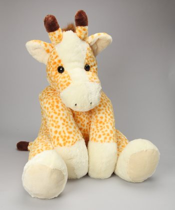 Large Tanner Snuggle-Ups Giraffe Plush Toy